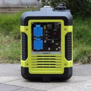 バイソンの無声ポータブル2kwインバーター発電機ガソリン
