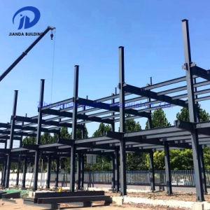 China Fornecedor luminosa de construção da estrutura de aço