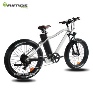 Venta caliente gorda del neumático 36V/250W la bici eléctrica en China