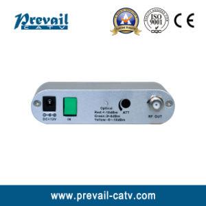 Vertice della ricevente ottica tv via cavo FTTH di AGC mini con la porta di Pon