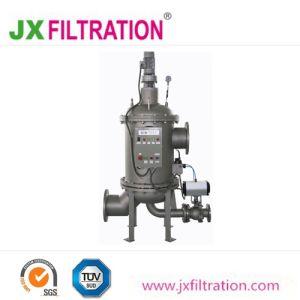 Taxa de Fluxo de grandes dimensões do filtro de limpeza automático