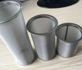 16 32 64oz 100 brouwt de Opnieuw te gebruiken Koude van het Netwerk van het Metaal van het Roestvrij staal van 150 Micron de Filter van de Koffie voor de Koude van de Kruik van de Metselaar brouwt Koffie Bevroren Koffie