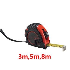 ABS van de Hulpmiddelen van de hand Roestvrij staal die Band 3m, 5m, 8m meten
