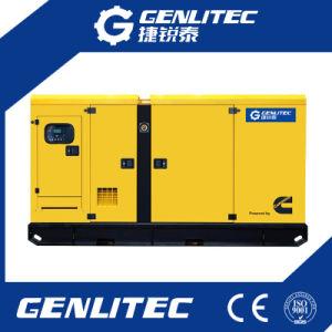 240kw/300kVA 50Hz de Diesel van Cummins Reeks in drie stadia van de Generator
