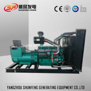 Generatore diesel elettrico industriale 180kw con il motore della Cina Schang-Hai Sdec