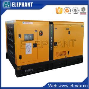 60kVA Gekoelde Water van de diesel Alternator van Generators Brushless