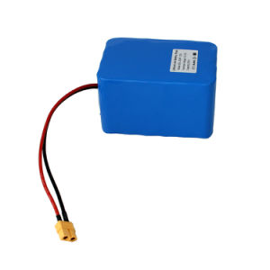 Custom 12V 20AH литий-ионный батарейный блок с Xt60 Разъем