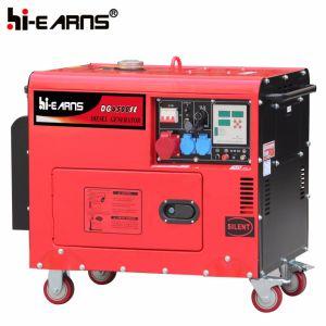 Leise 5.5kw steuern Gebrauch-Generator automatisch an (DG8000SE)