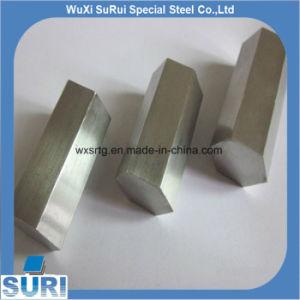 De Hexagonale Staaf van het roestvrij staal met Opgepoetste Oppervlakte