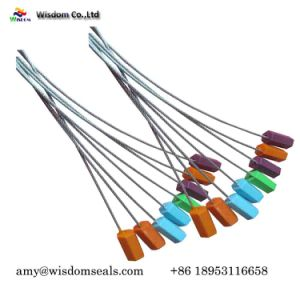 Qualität-Sicherlich Behälter-Kabel-Dichtungs-Metallkabel-Sicherheits-Streifen-Dichtungs-Hex quadratische Kabel-Dichtung