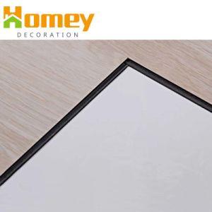 Couleur Simple matériau PVC étanche Revêtement de sol en vinyle SPC