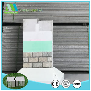 Léger/&son isolation thermique des panneaux sandwich EPS pour intérieur/extérieur