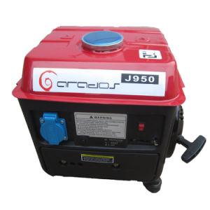 mini generatore silenzioso eccellente del Portable della benzina 650W 950