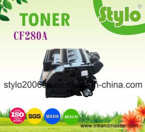 Haut de la qualité de la cartouche de toner laser compatibles CF280a; Consommables de l'imprimante