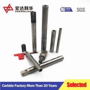 De lange Indexable Boorstaaf van het Carbide voor de Snijders van het Malen