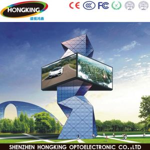 La haute définition Outdoor P4 plein écran LED de couleur de la publicité d'affichage