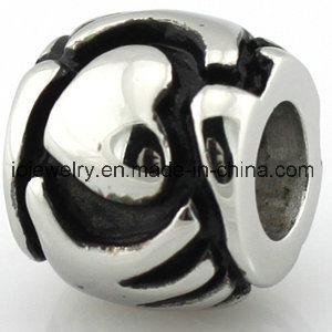 Het houden van de Juwelen van het Hart 316 Parels van de Charme van het Roestvrij staal