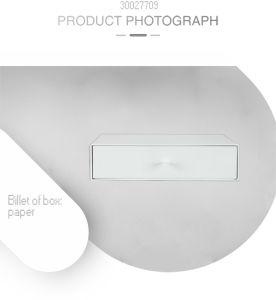 Livre blanc de regarder l'emballage boîte cadeau