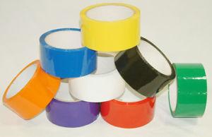 Band van de Verpakking BOPP van de douane de Zelfklevende voor het Verzegelen van het Karton
