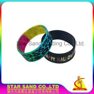 Wristbands impermeabili del nuovo silicone di arrivo, braccialetti di modo del braccialetto di buona qualità