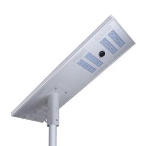 Estante trienal de la vida en una fuente de energía solar Calle luz LED 120W