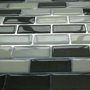 Unità di elaborazione Polyurethane Resin per Domed 3D Gel Wall Tiles