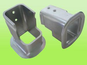 Hoge Precisie die de Vatting van het Aluminium voor Ruimte machinaal bewerkt