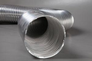 6X8 Inch Semi-Rigid Aluminum Flexible Duct