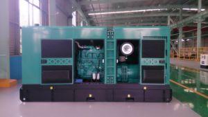 400квт/320 квт звукоизолирующие Cummins генератор низкий уровень шума