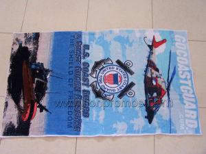 O turismo de praia Loja Dom 30*60 toalha de praia de Veludo de algodão