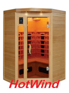 2015 stanze di legno di sauna di Infrared lontano/fornitore dell'interno della stanza di sauna della STAZIONE TERMALE di /Infrared della stanza di vapore di sauna