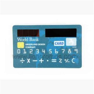 クリスマスの昇進のGitのカードの形の太陽エネルギー8digitsのポケット電卓