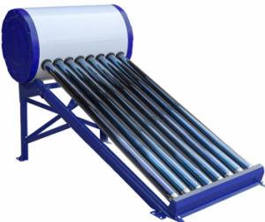 Gegalvaniseerde Thermosyphon/Verwarmer van het Water van het Roestvrij staal de Zonne