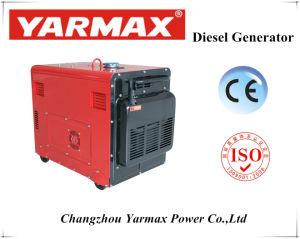 7kVA генератор 3 участков молчком тепловозный, список цен на товары генератора Китая