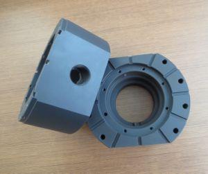 CNC die Delen met de Machine van 3 of 4 of 5 As machinaal bewerken