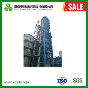 Gassificatore a due fasi del gas di carbone nel trattamento di calore