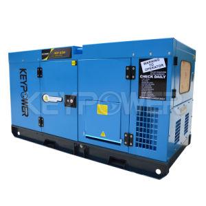 Le silence de 350kVA Groupe électrogène diesel Cummins de puissance avec la norme ISO Ce