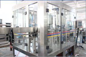 高品質のプラスチックびんの自動飲料水の充填機