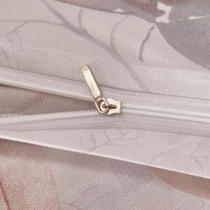 Stellte heißer verkaufender preiswerter Microfiber Steppdecke-Deckel Amazonas-mit Kissenbezügen ein