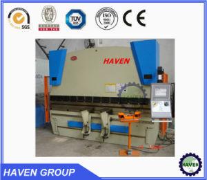 Bremse der hydraulischen Presse-160T und verbiegende Maschine