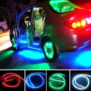 indicatore luminoso dell'automobile di 12V /24V LED con la striscia flessibile del TUFFO