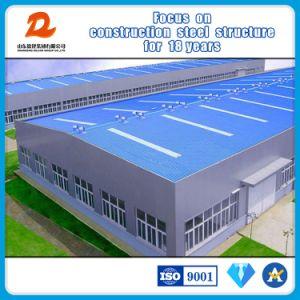 Estructura de acero prefabricados Industrial Garaje de almacenamiento