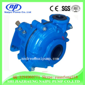 Inlet 인치 3inch Outlet C Type Cast Iron Slurry Pump