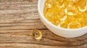 Les soins de santé des aliments certifiés GMP vitamine E naturelle Softgel