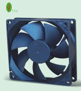 92x92x25mm Ventilador Axial de DC 9025 9225 UL CE RoHS 5V 12V 24V 48V de ventilación sin escobillas Tyj