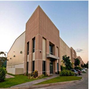 Alta calidad de prefabricados de acero de sección H Bastidor estructura el edificio del Hotel