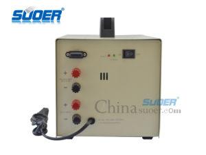 Suoer 230V 12V 24A 500W Sistema de Casa Solar generador eléctrico Inverter (ST-D01S)