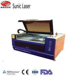 합판, 나무, 아크릴, PVC 80W 100W 130W를 위한 두 배 맨 위 이산화탄소 Laser 절단 조각 기계