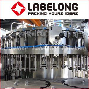 Lo schiocco di alluminio automatico può bevanda/ha carbonatato la macchina imballatrice di riempimento della bibita analcolica