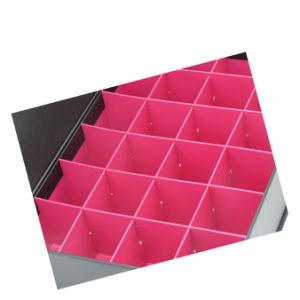 도매 OEM 까만 Backaging 상자 엄밀한 까만 선물 시가 박스 서류상 수송용 포장 상자 ##Gw-Cg01
